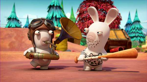 Musical Rabbids