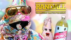 Randall the Wrapping Paper Monster: Birthday Party After-Party