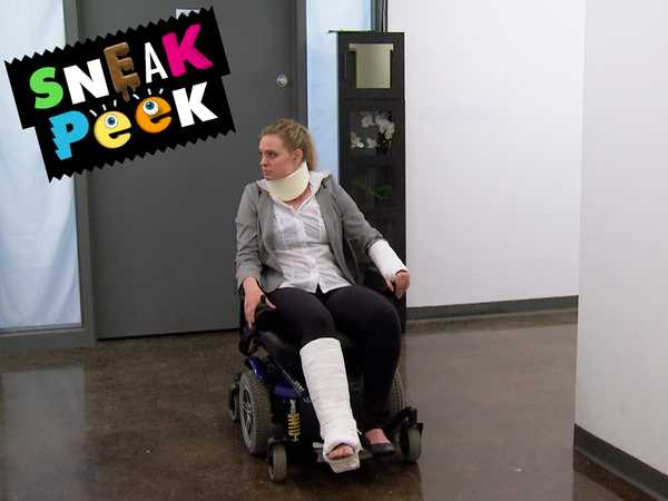 "Rank The Prank: ""Eelec-Trick Wheelchair"""
