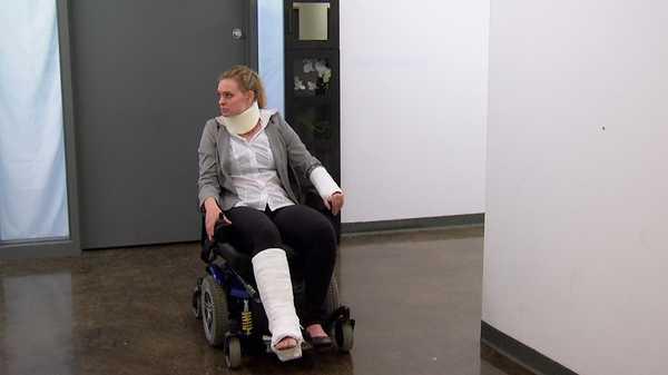 "Rank The Prank: ""Eelec-Trick Wheelchair"""