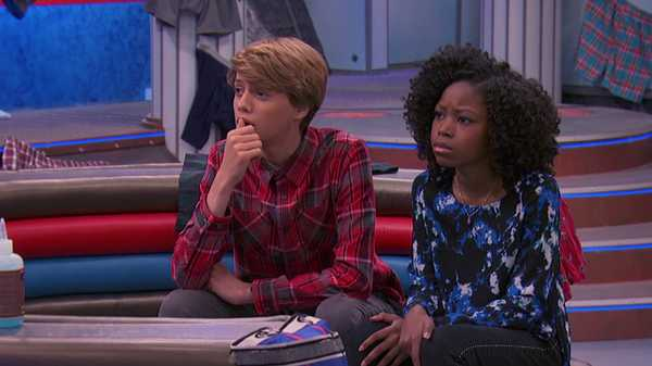 "Henry Danger: ""Crying Ray"""