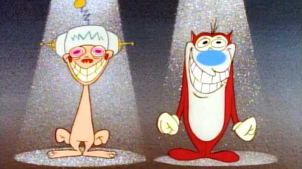 "Ren & Stimpy: ""Happy Happy Joy Joy"""