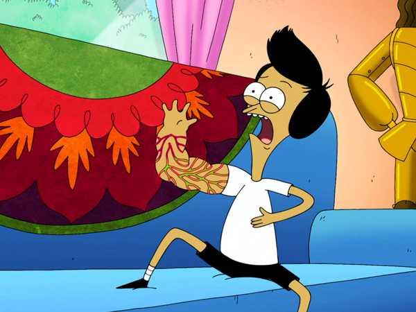 """Sanjay & Craig: """"Snake Bite"""""""