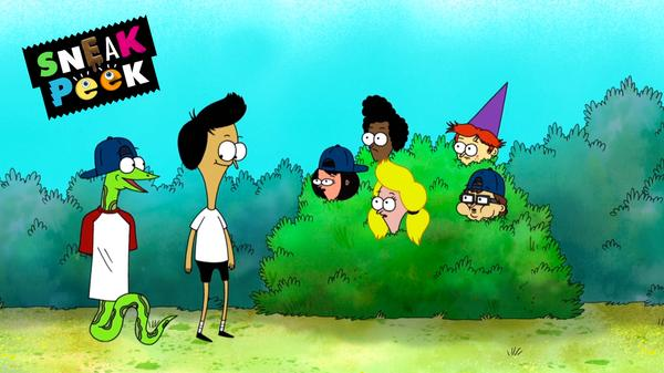 "Sanjay and Craig: ""Kids in a Bush"""