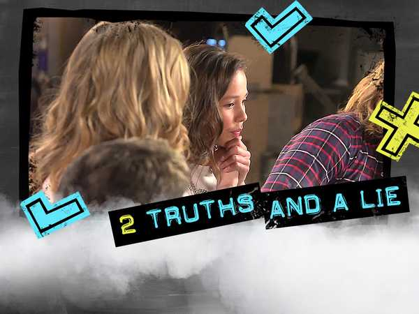 "School of Rock: ""Two Truths and a Lie"""