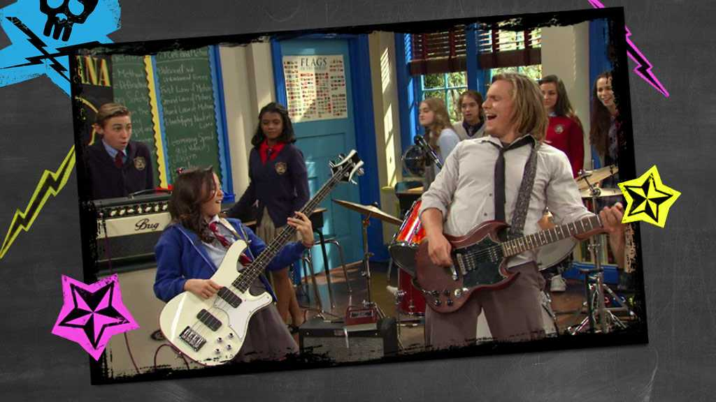 School of Rock - Money (That's What I Want)