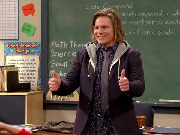 """School of Rock: """"Normal Classroom"""""""
