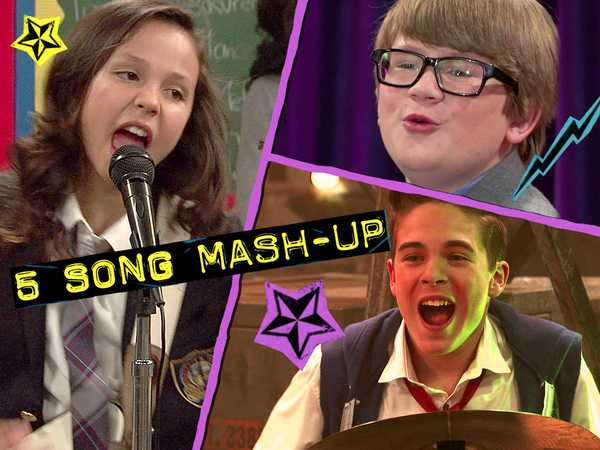 "School of Rock: ""Rockin' Megamix"""