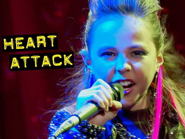 "School of Rock: ""Heart Attack"""