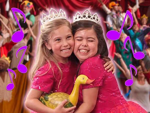 "Sophia Grace and Rosie's Royal Adventure: ""It's a Celebration!"""