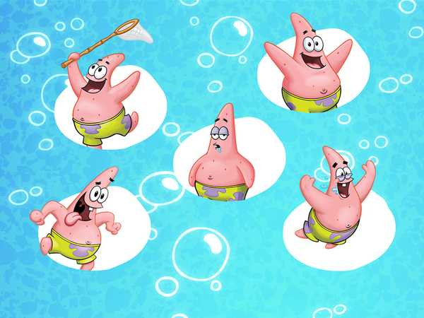 "SpongeBob SquarePants: ""5 Ways You're Like Patrick"""