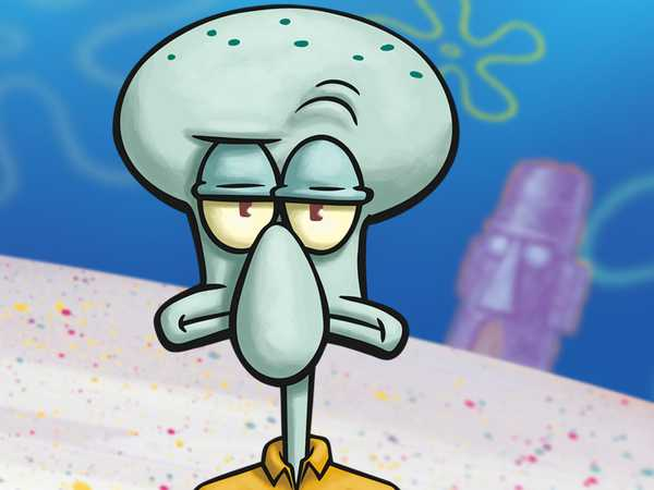 "SpongeBob SqaurePants: ""5 Ways You're Like Squidward"""