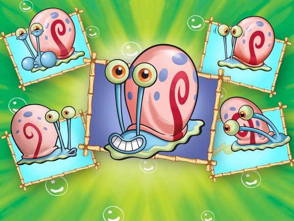 "SpongeBob Squarepants: ""5 Ways You're Like Gary"""