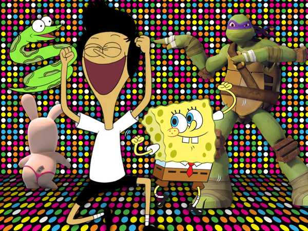 "SpongeBob SquarePants: ""Dance Mix"""
