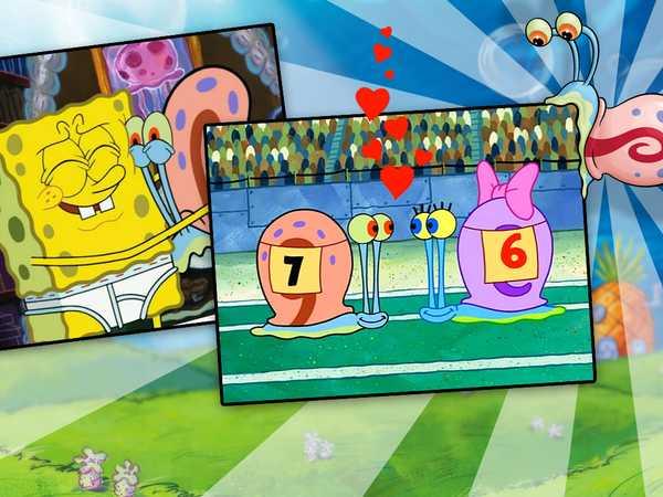 """SpongeBob SquarePants: """"Gary's Cutest Moments"""""""