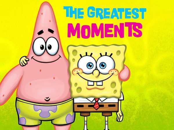 """SpongeBob Squarepants: """"Greatest BFF Moments"""""""