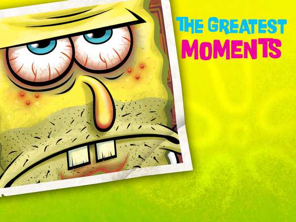 "SpongeBob Squarepants: ""Top 6 Gross Close Ups!"""