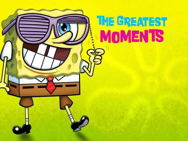 "SpongeBob SquarePants: ""Greatest Makeover Moments"""