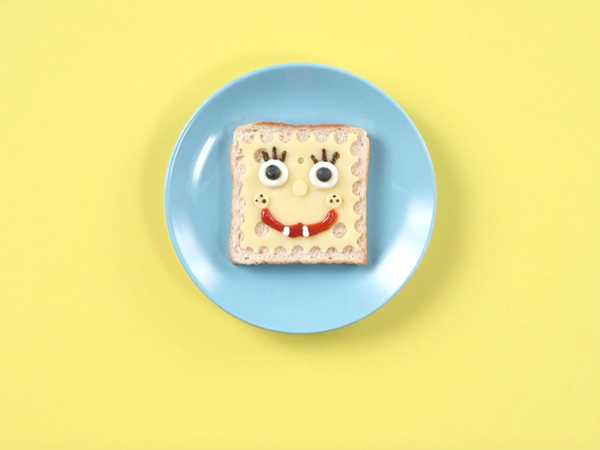 "SpongeBob SquarePants: ""Kitchen Secrets: SpongeBob"""