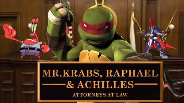"Spongebob Squarepants: ""Attorneys at Law"""