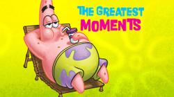 "SpongeBob Squarepants: ""Patrick's Greatest Lazy Moments"""