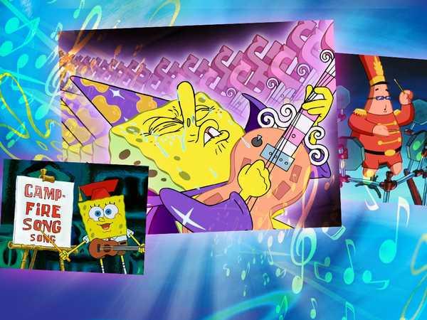 "SpongeBob SquarePants: ""Jam Out with SpongeBob"""