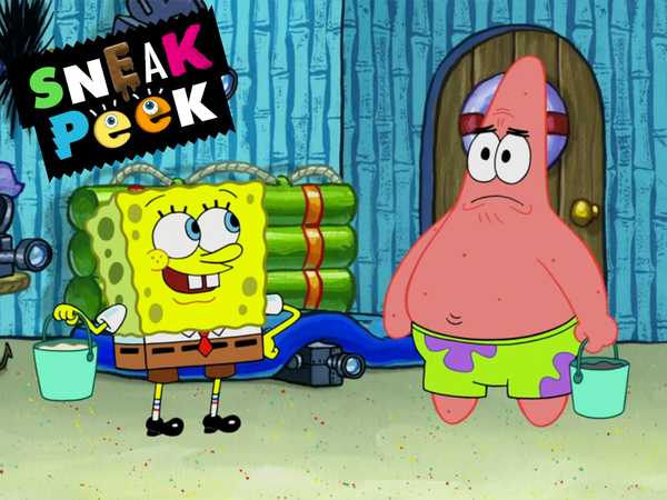 "SpongeBob SquarePants: ""Patrick in Charge"""