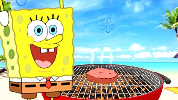 "SpongeBob SquarePants: ""Endless Summer BBQ"""