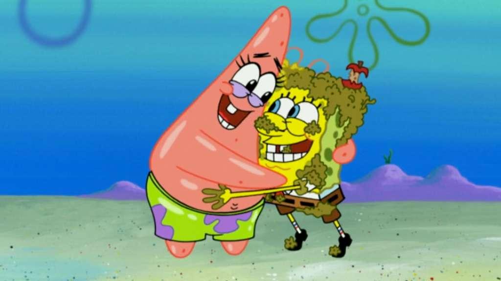 "SpongeBob SquarePants: ""You're My Best Friend"""