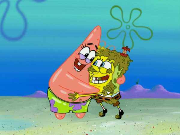 "SpongeBob SquarePants: ""You're My Best Friend"""