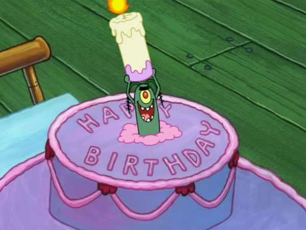 "SpongeBob SquarePants: ""Birthday Surprise"""