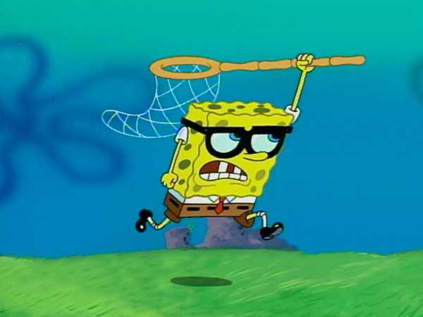 "SpongeBob SquarePants: ""Bring It On"""