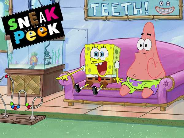 "SpongeBob SquarePants: ""Dentist Appointment"""