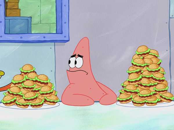 "SpongeBob SquarePants: ""Eating Contest"""