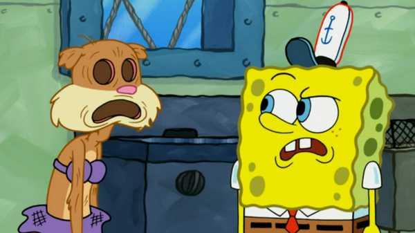 "SpongeBob SquarePants: ""You Look Different"""