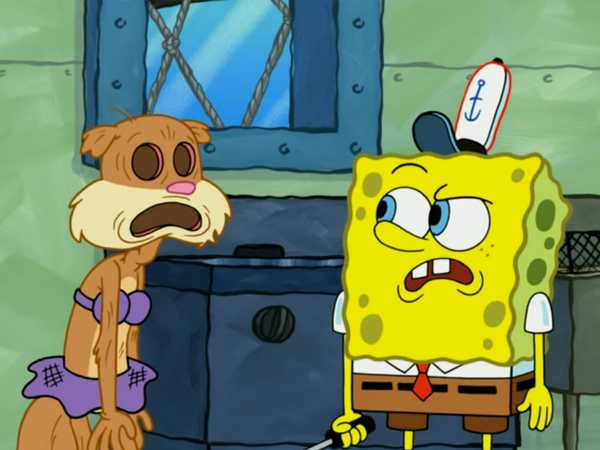 "SpongeBob SquarePants: ""You Look Different"""