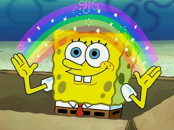 "SpongeBob SquarePants: ""Imagination"""