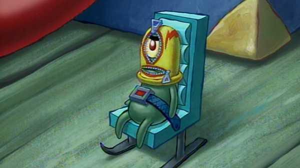 "SpongeBob SquarePants: ""The Ketchup Plan"""