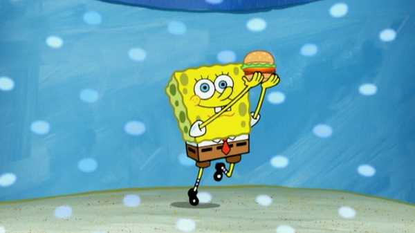 "SpongeBob SquarePants: ""Krabby Patty Song"""