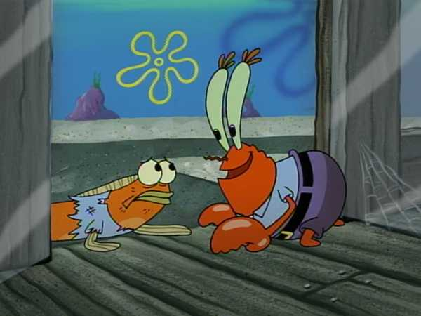 "SpongeBob SquarePants: ""Patty Hype"""