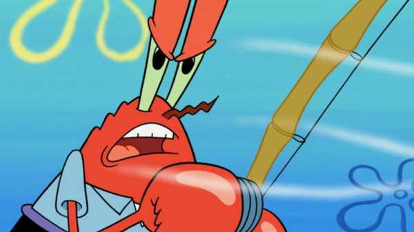 "SpongeBob SquarePants: ""Fishing for Sponge"""