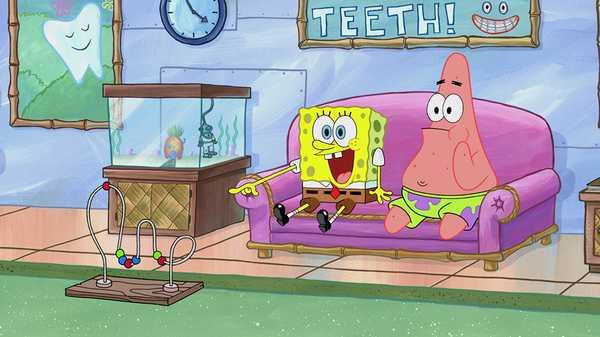 "SpongeBob SquarePants: ""Dentist Appointment"""