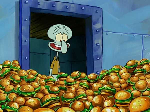 "SpongeBob SquarePants: ""The Patty Vault"""