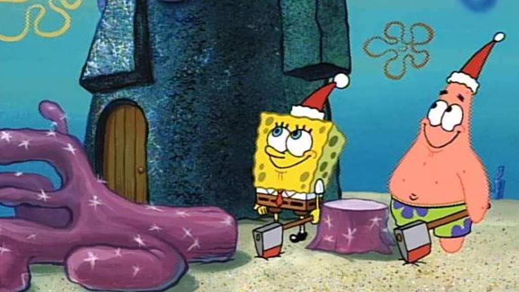 "Spongebob SquarePants: ""Very First Christmas Song"""