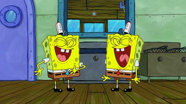 "SpongeBob SquarePants: ""Double Team"""