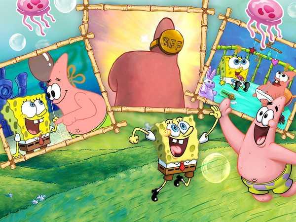 "SpongeBob SquarePants: ""Best of SpongeBob and Patrick"
