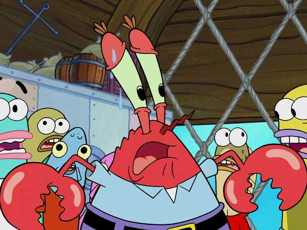 "SpongeBob SquarePants: ""Bad Comments"""