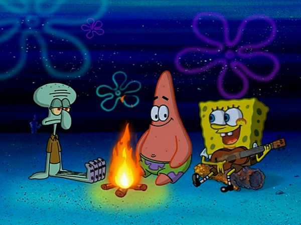 "SpongeBob SquarePants: ""Campfire Song"""