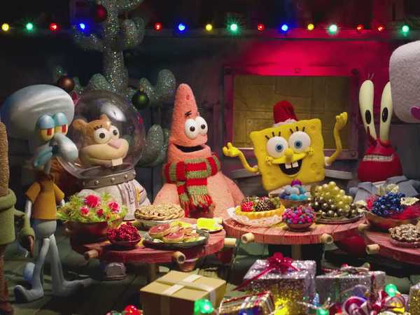 "SpongeBob SquarePants: ""A SpongeBob Christmas"""