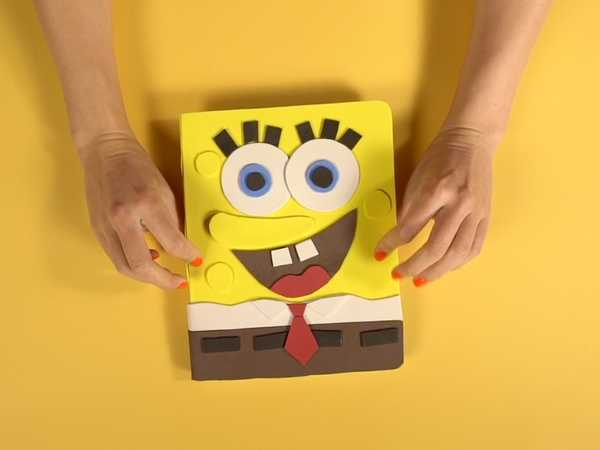 SpongeBob SquarePants: Make Your Own Notebook